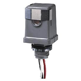 Stem Mounting, Thermal Type Photo Controls - K4100 Series