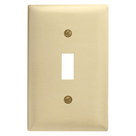 Bryant® Metallic Toggle Wall Plates