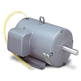Leeson Crop Dryer Motors, Single & Three-Phase
