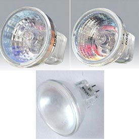 Tungsten Halogen Lamps - MR-8 Reflector