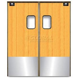 Medium-Duty Impact Traffic Doors