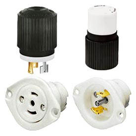 Bryant® 3-Pole 3-Wire Locking Devices