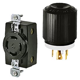 Bryant® Tech-Spec® 4-Pole 4-Wire Locking Devices