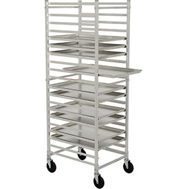 Knock Down Pan Racks