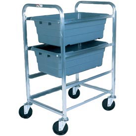 Mobile Stainless Steel Lug Carts