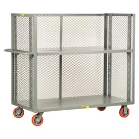 Adjustable Shelf Steel Stock Trucks
