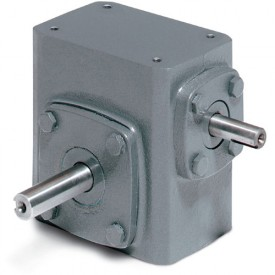 Baldor 900 Series, Right Angle, Solid Shaft Speed Reducers