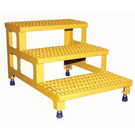 Adjustable Height Step Stands
