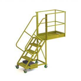 Unsupported Cantilever Ladders