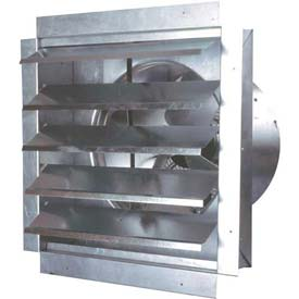 MaxxAir™ Heavy Duty Exhaust Fans With Shutters