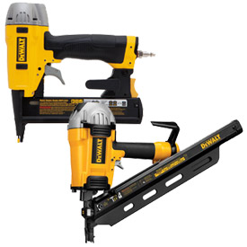 DeWALT Air Nailers & Staplers
