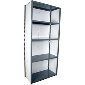 Equipto Closed Steel Shelving 84