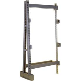 Equipto - Heavy Duty Reel Racks 8' High