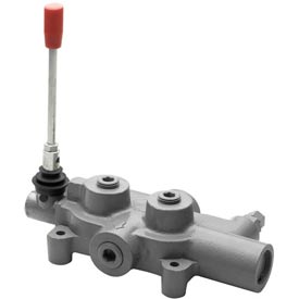 Dynamic Log Splitter Valves