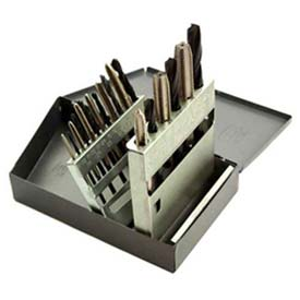 18 Piece Tap and Drill Sets