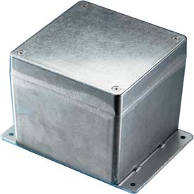 NEMA Die-Cast Aluminum Box With Mounting Bracket (AN-Series)