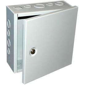 Sheet Metal Boxes NEMA 1 With Hinged Cover