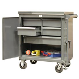 Maintenance & Storage Carts