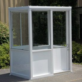 Aluminum Outdoor & Indoor Guard Booth