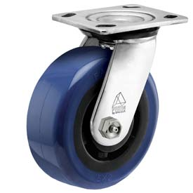 Shepherd® Bassick® Prism Stainless Steel Casters
