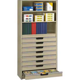 Tennsco Modular Drawer Partitions & Dividers