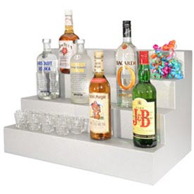 Liquor Display Risers