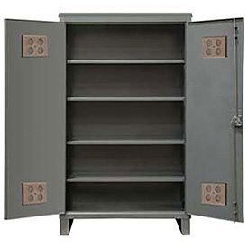 All-Welded Heavy Duty Weather Resistant Outdoor Storage Cabinets