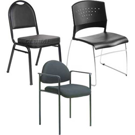 Boss Chair - Stacking & Nesting Chairs