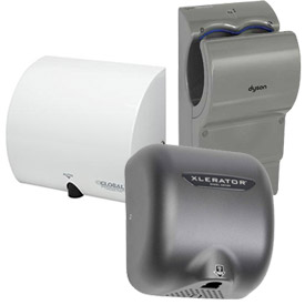 Automatic Hand Dryers