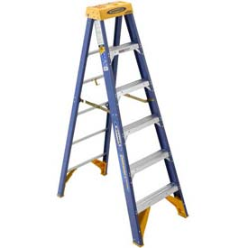 Werner® Contractor, Electrician & Mechanical JobStation Ladders
