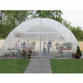 Clearview Greenhouses With Optional Heater