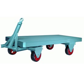 Hamilton Steel Deck Fifth-Wheel Steer Trailers