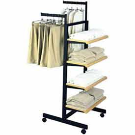 Garment Racks & Merchandisers