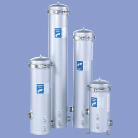 Multi Catridge Stainless Steel Filter Housing