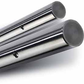 Class L 60 Plus® Chrome Hardened Linear Shafting w/ Plain Ends