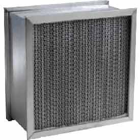 Purolator® Serva-Cell® Gas Turbine Rigid Box Filters