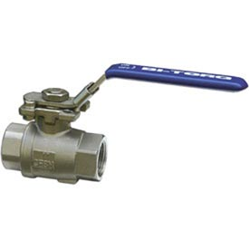 BI-TORQ® 2-Piece Manual SS NPT Ball Valves