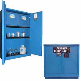 Securall® Acid & Corrosive Storage Cabinets