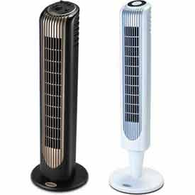 Oscillating Tower Fans