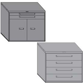 Equipto Modular Drawer Cabinets, 45