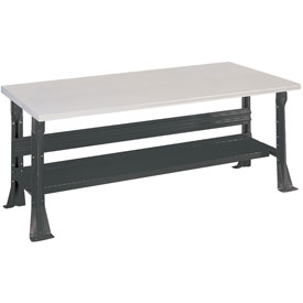 Equipto, Open Leg Conductive Top Workcenters - 2300 Series