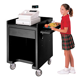 Mobile Equipment Stand