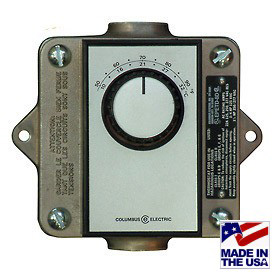 TPI Hazardous Location Thermostats