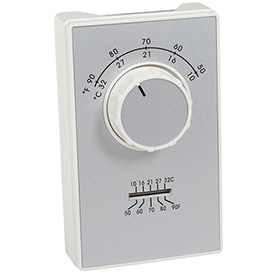 Line Voltage Wall Mounted Thermostats