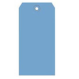 Colored Shipping Tags - Plain