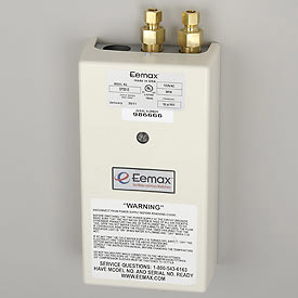 Point Of Use Tankless Water Heaters