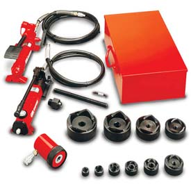 Gardner Bender Slug-Out™ Hydraulic Knockout Sets