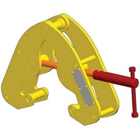 M & W Small Frame Beam Clamps