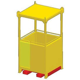 M & W Suspended Personnel Baskets