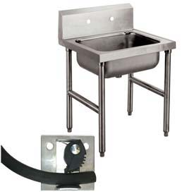 Freestanding & Wall Mounted Service & Mop Sinks